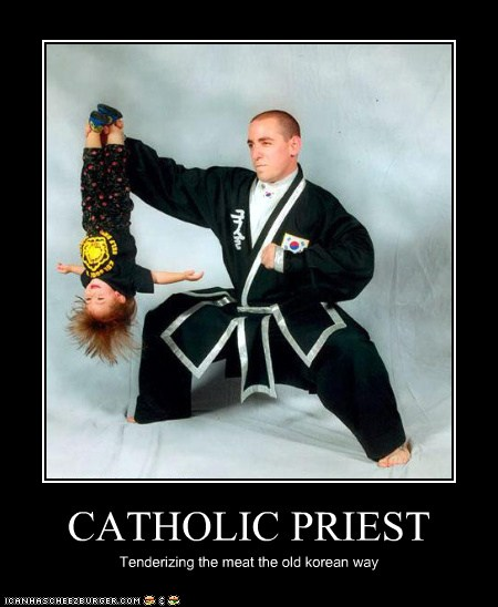 Catholic Priest Cheezburger Funny Memes Funny Pictures