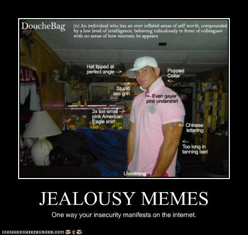 Jealousy Memes Cheezburger Funny Memes Funny Pictures