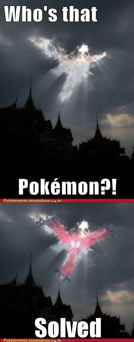 Pokémemes - whos-that-pokemon - Pokemon Memes - Pokémon ...