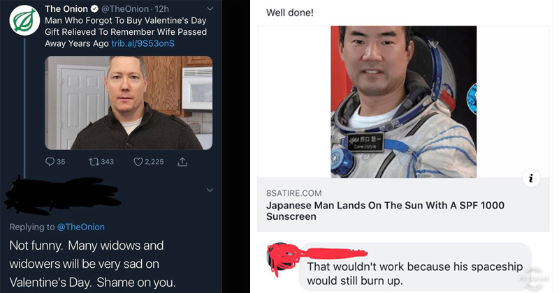14 Times Gullible Dummies Believed Obvious Satire