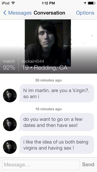 hastighet dating PJ