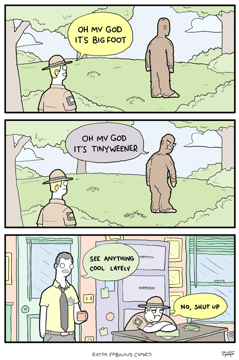 Фута комиксы
