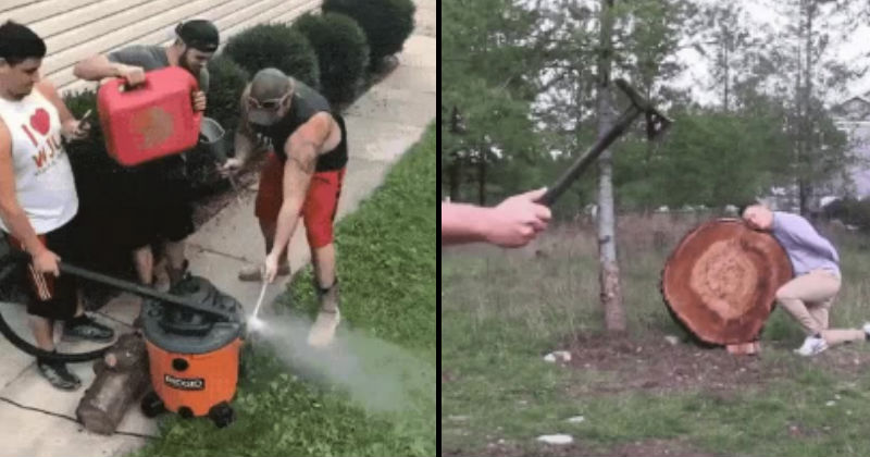 15 Utter Morons Who Ought to Have Their Own Darwin Awards