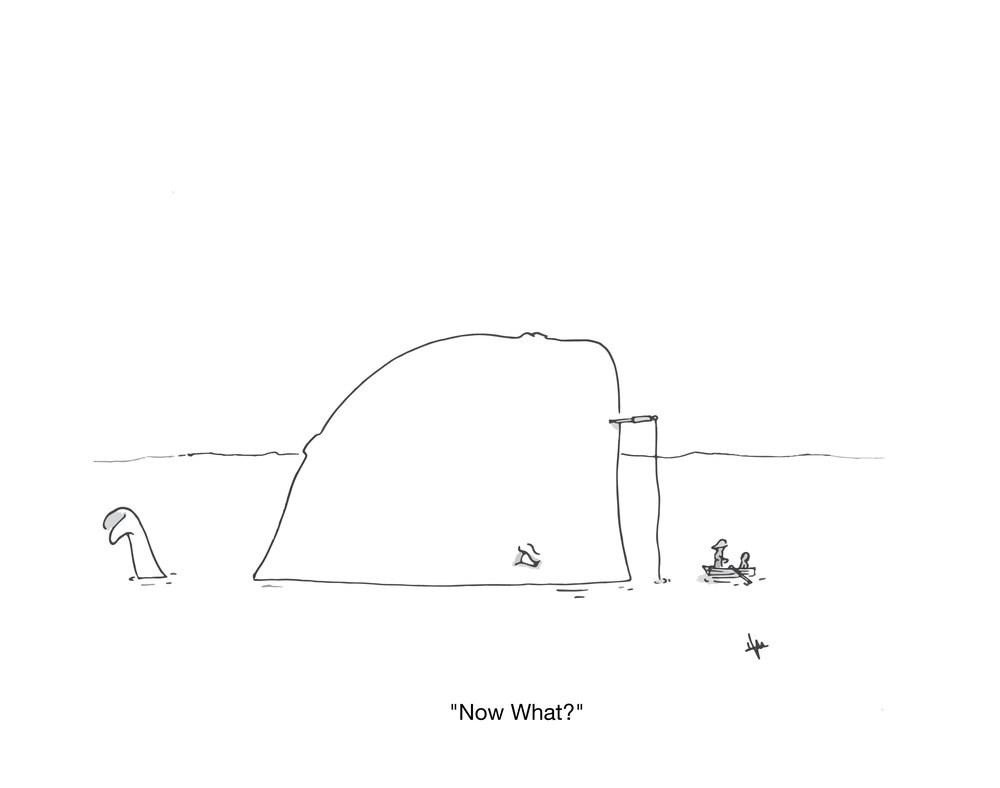 Comics Whale…