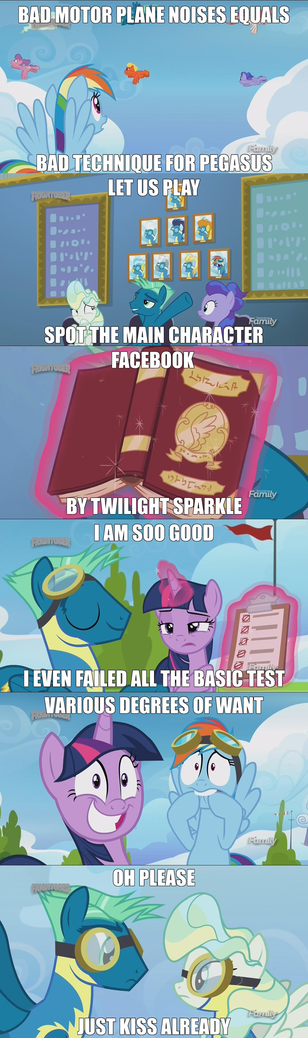 Top Meme - My Little Brony - my little pony, friendship is