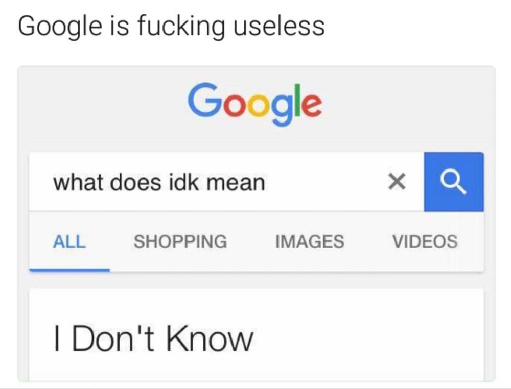 Thanks Google Memebase Funny Memes