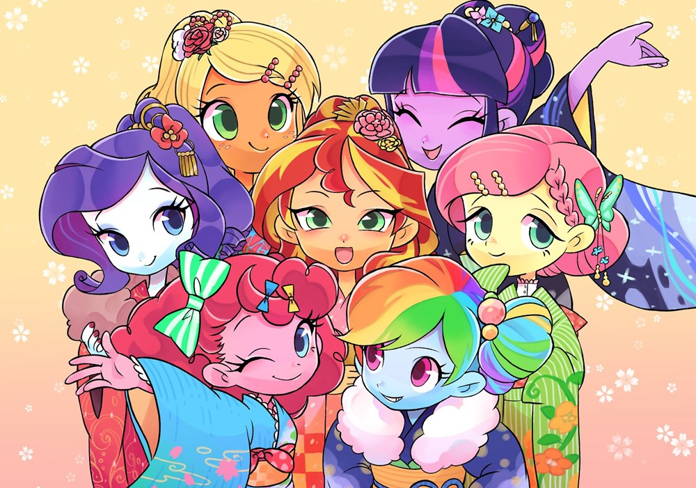 Countdown to New Years Eve - My Little Brony - my little
