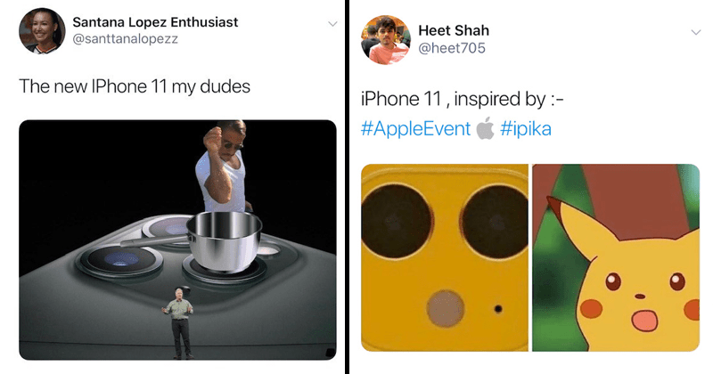 Best Memes Reactions To Apple S Iphone 11 Release 21 Tweets