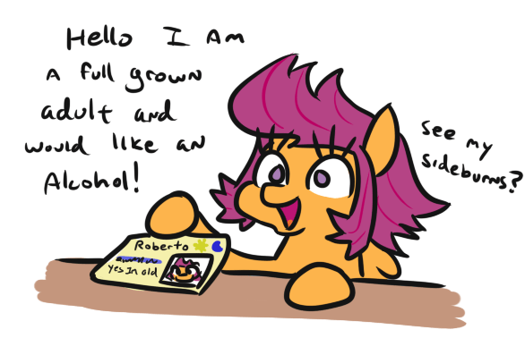 Totally Not Scootaloo My Little Brony My Little Pony Friendship Is Magic Brony Pokemon Go One third of the greatest trio of fillies ever! little pony friendship is magic brony