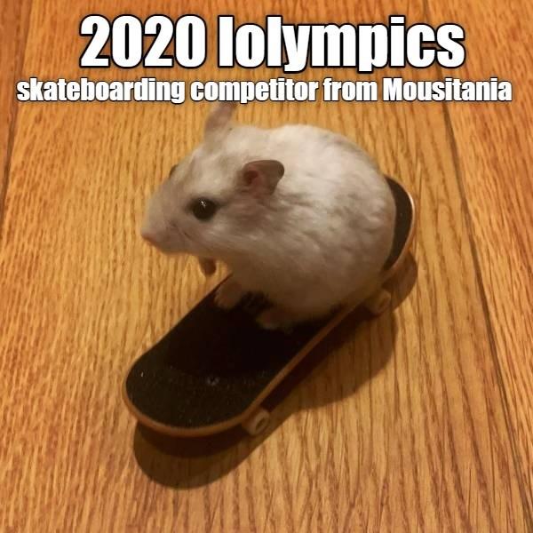 2020 lolympics