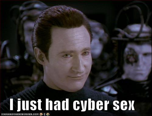 Cyber sex film