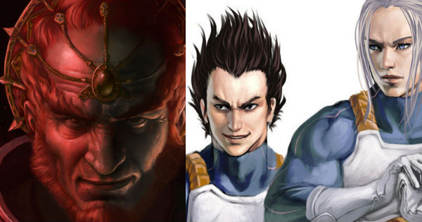 A Bunch Of Our Favorite Video Game And Anime Characters Get