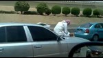 Not a Single Damn of the Day: Saudi Man Texting on Hood of Moving Car