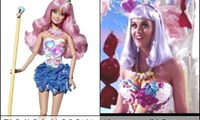 This Barbie Fashonista Doll Totally Looks Like Katy Perry