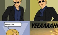 Horatio Caine's intro works for EVERY CASE.