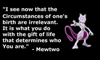 Mewtwo Realizes the Error of His Ways