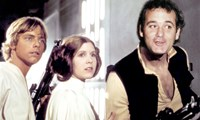 "Bill Murray as Han Solo in ""Star Wars"""