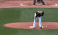 Let's start with AJ Burnett, who didn't have the best opening day.