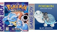 Pokémon: Blue Version