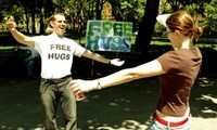 Free hugs for one and all!