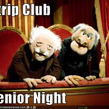Strip Club  Senior Night