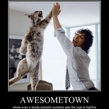 AWESOMETOWN