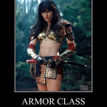 ARMOR CLASS