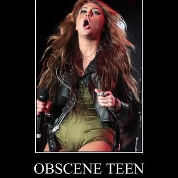 OBSCENE TEEN