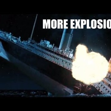 "If George Lucas and Other Directors Restored ""Titanic"""