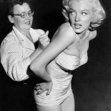 Marilyn, Patron Saint  of Drag queens