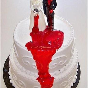 So is Your Wedding Theme Decapitation or Hemophilia?