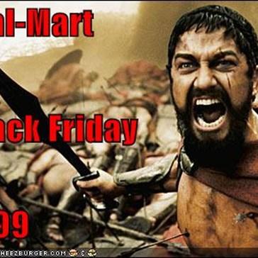 Wal-Mart Black Friday 1999