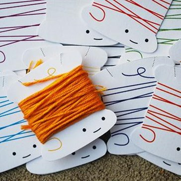 Printable Thread Bobbins