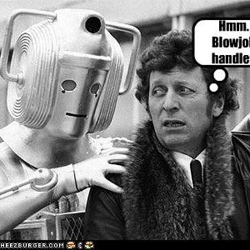 Hmmm. Blowjob handles