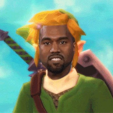 Here are Those Kanye/Link Gifs You Were Trying to Find