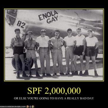 SPF 2,000,000