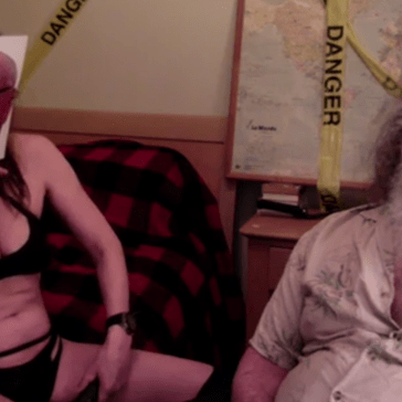 Do Yourself a Favor And Don't Click: Randy Quaid Is Icky
