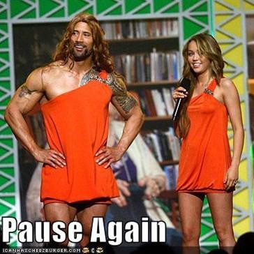 Pause Again