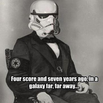 The Death Star Address