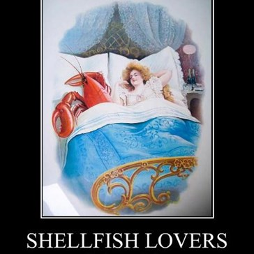 SHELLFISH LOVERS