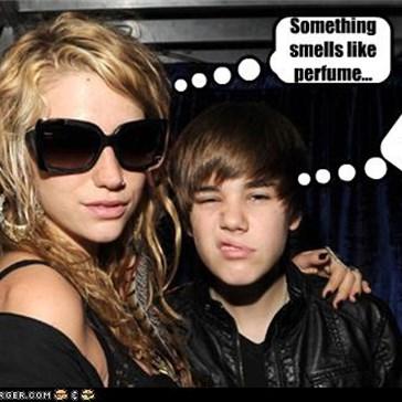 Trashy Perfume...