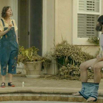 Rihanna Inspired Last Man on Earth's Toilet Pool