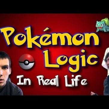 Pokémon Logic in Real Life!