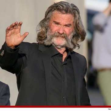 In Praise of Kurt Russell's New Mustache