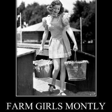 FARM GIRLS MONTLY