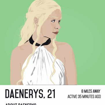 If Westeros Had Tinder