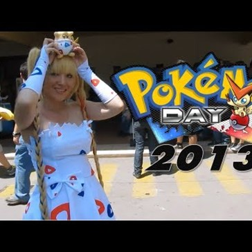 Pokemon Day in Chile