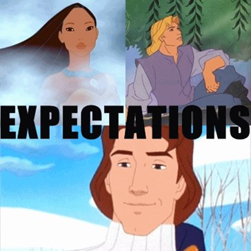 Disney Set Up Unrealistic Expectations For Me I Think...