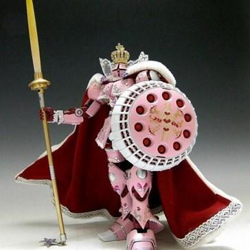 Hella Blingy Knight-Bot