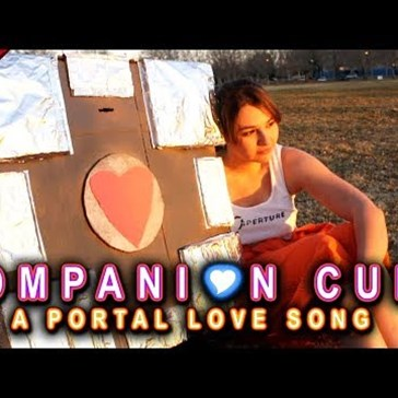 A Love Song to the Companion Cube